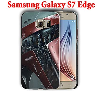 Amazon.com: star wars para Samsung Galaxy S7 Edge Funda ...