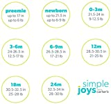 Simple Joys by Carter's Baby Girls' 3-Piece