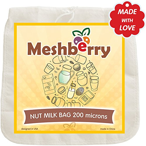 Meshberry Nut Milk Bag Cheesecloth product image