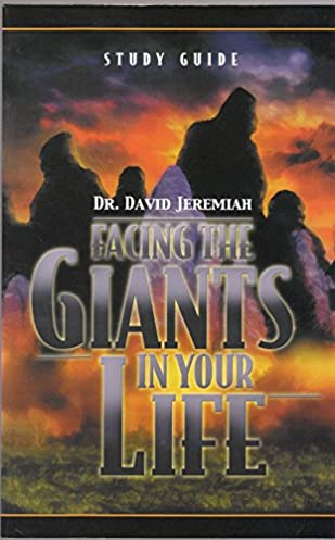 facing the giants in your life personal or group study guide dr rh amazon com Biblical Giants Facing the Giants Movie Questions