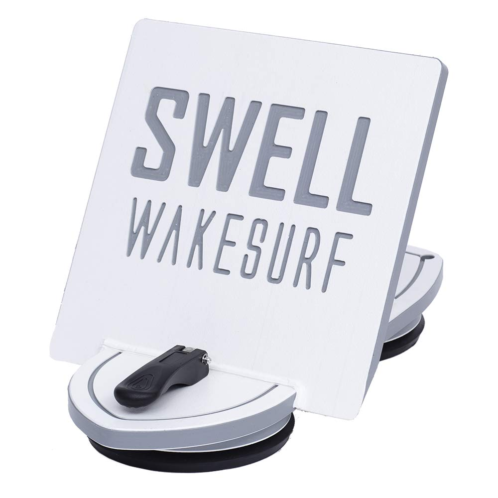 SWELL Wakesurf Creator 2.0 Surfing Wavesurf Shaper - Wave Generator - Floating - Durable & by SWELL Wakesurf Creator