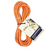 GM CLIMBING 20ft 8mm Double Braid Accessory Cord Rope Fluorescent