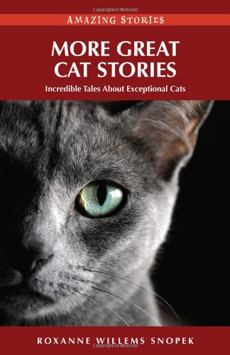 More Great Cat Stories (HH): Incredible Tales about Exceptional Cats (Amazing Stories) pdf