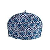 Tea Cosy kitchen accessories Blue Tea Cozy kettle cover Tea Pot kitchen decor By Ekavya