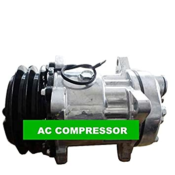 GOWE AC COMPRESSOR for AC COMPRESSOR Sanden SD7H15 8088 Massey Ferguson 7952 CO8088C U8088 U7952 - - Amazon.com