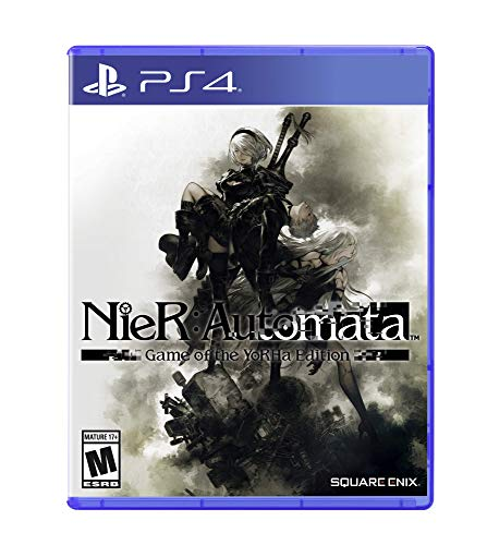 Nier: Automata Game of The Yorha Edition - PlayStation 4 from Square Enix