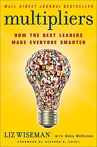 Download Multipliers: How the Best Leaders Make Everyone Smarter pdf