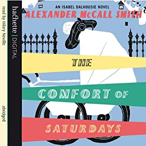 The Comfort of Saturdays Audiobook