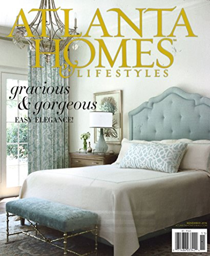 Magazine English Home - Atlanta Homes & Lifestyles
