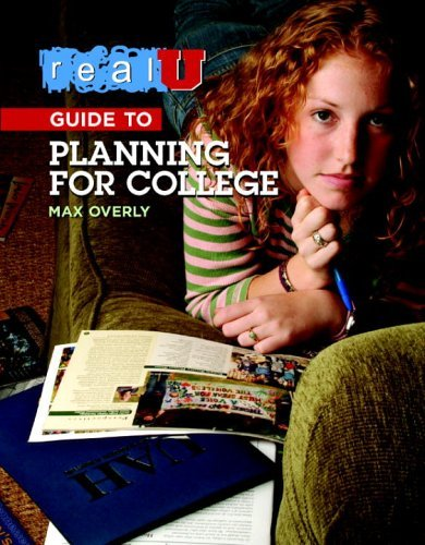 Real U Guide to Planning for College (Real U Guides) by Overly Max (2004-05-25) Paperback