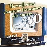 Chansons françaises des années 50 Vol.2