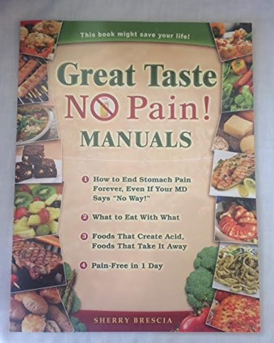 Great Taste No Pain Manuals product image