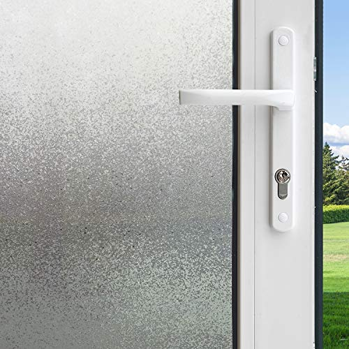 Gila 50165293 Decorative Privacy Ice Chip Film-36 x6.5' Window Film, 36