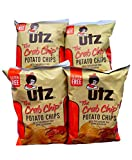 Utz Quality Foods Flavored Potato Crab Chip With