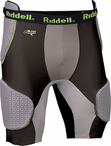 Riddell Adult Power Cg Padded Football Girdle – DiZiSports Store
