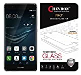Chevron 0.3mm Pro+ 2.5D Curved Edges Premium Tempered Glass Screen Protector For Huawei P9