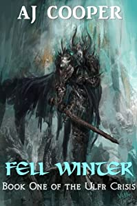 Fell Winter by AJ Cooper ebook deal