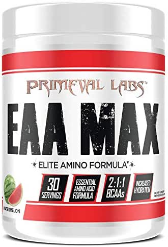 Vitamins & Supplements: Primeval Labs EAA Max