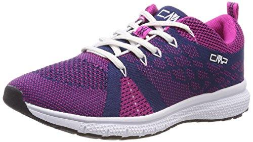 Hot da Pink Scarpe Fitness CMP Butterfly Rosa Donna 4CfHqH