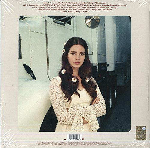 Lana Del Rey Lust For Life 2 Lp Amazon Com Music