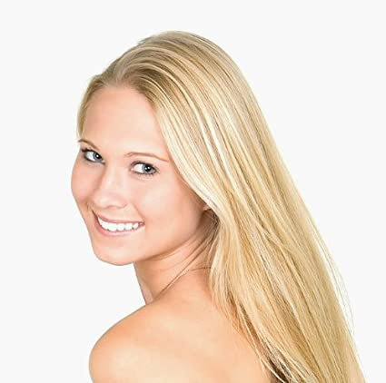TRESSMATCH 20 Remy(remi) Human Hair Clip Extensions Ginger ...