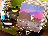 Record-Happy Vinyl Record Holder Acrylic Stand