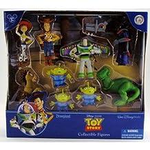 Disney Theme Park Disney/Pixar Toy Story Figurine Figure Set
