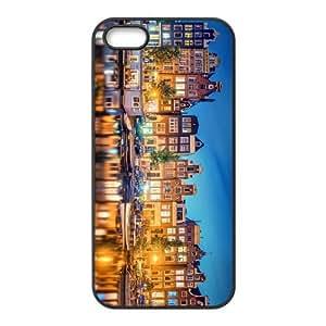 iPhone 5 5s Cell Phone Case Black amsterdam City 005 KYS1127314KSL