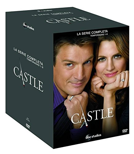 Pack: Castle: Colección Completa - Temporadas 1-8 DVD: Amazon.es ...