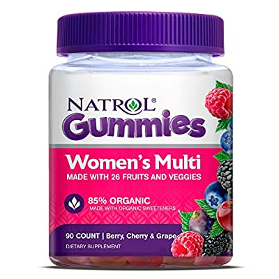 Natrol Multivitamin Gummy for Women, 90 Count