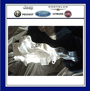 Citroen C2 C3 C4 C5 Picasso 1.6HDI Top escape Turbo Heat Shield 1723T3: Amazon.es: Coche y moto