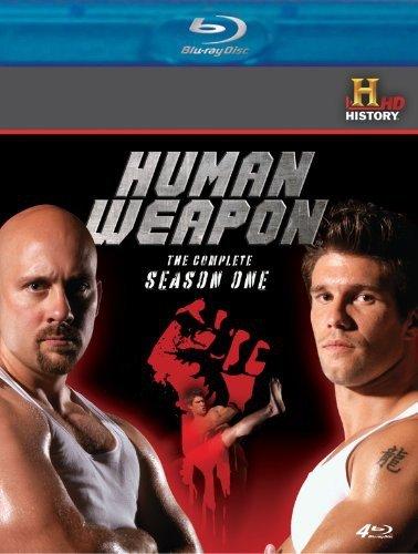 Blu-ray : Human Weapon: The Complete Season One (4PC)