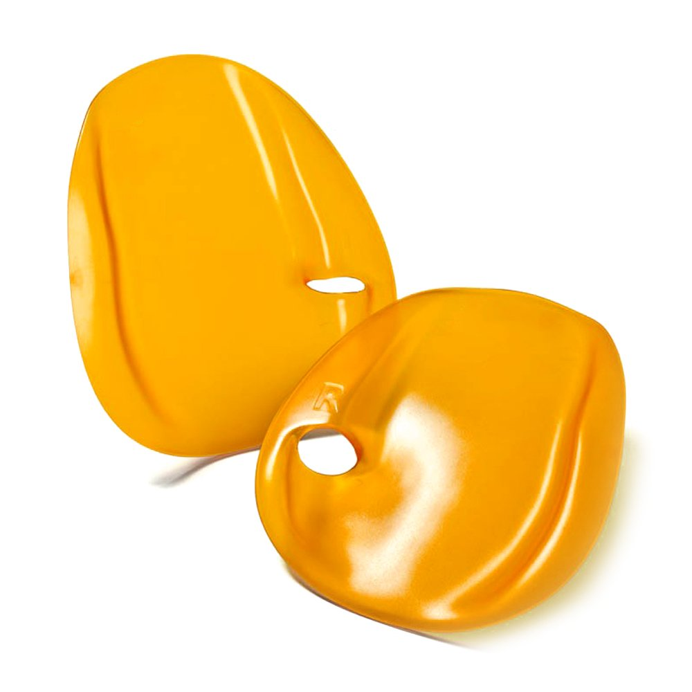 Elemart Swimming Hand Paddles - Strapless Swimming Training Competition Hand Paddles