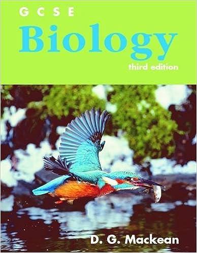 Amazon.com: GCSE Biology (9780719586156): D. G. Mackean: Books