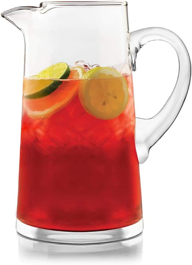 Libbey Cantina Glass Pitcher, 90-ounce