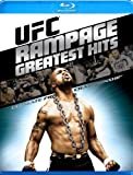 Ufc: Rampage Greatest Hits [Blu-ray]