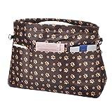 zippered handbag organizer - Handbag Organizer Insert Tote Shopper Satchel Purse Insert Organizer Bag In Bag 2 Size, Footprint XL