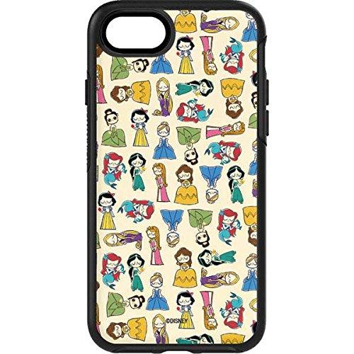 new products 523e2 c911e Amazon.com: Skinit Disney Princess OtterBox Symmetry iPhone 7 Skin ...