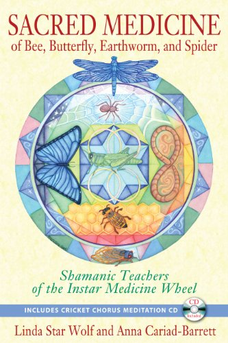 (Sacred Medicine of Bee, Butterfly, Earthworm, and Spider: Shamanic Teachers of the Instar Medicine Wheel)