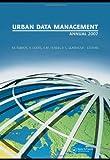 Urban Data Management, , 0415440599