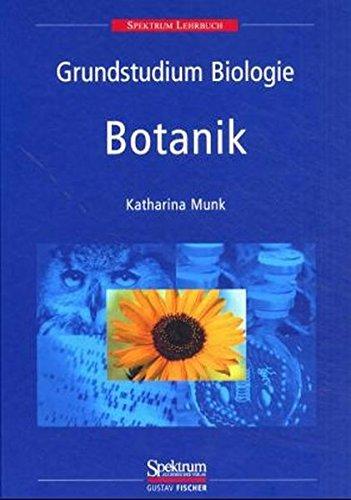 Grundstudium Biologie, 5 Bde., Botanik