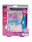 Justice Girls Voice Activated Password Diary Electronic Journal by Justice