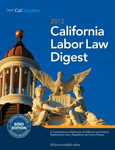 2012 Labor Law Digest
