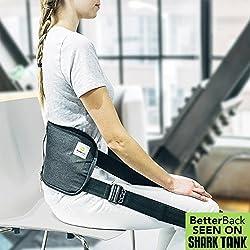 BetterBack -Lower Back Support Posture Belt