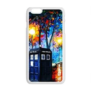Fashion Unique Special White iPhone plus 6 case