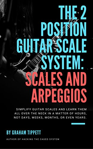 Short Scale Bass Neck - The Two Position Guitar Scale System: