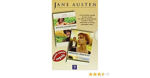Estuche Jane Austen. (Grandes clásicos de películas): Amazon.es: Austen, Jane: Libros