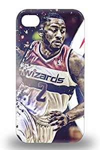 Iphone Perfect Tpu Case For Iphone 4/4s Anti Scratch Protector Case NBA Washington Wizards John Wall #2