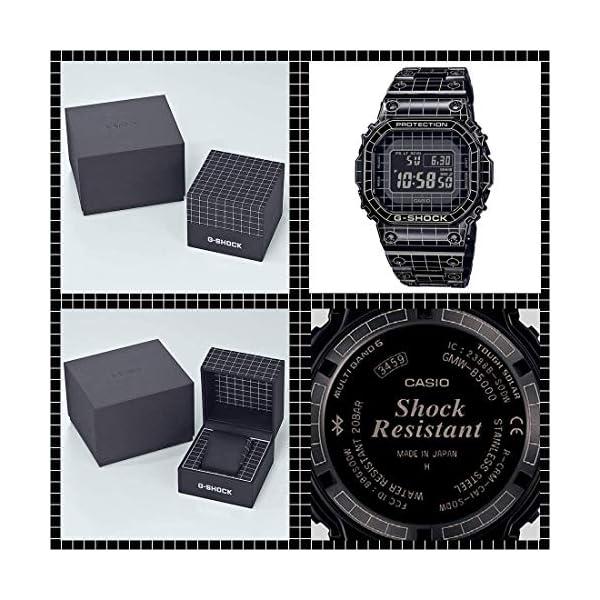 Casio G-Shock GMW-B5000CS-1 - Reloj digital para hombre, edición limitada 3