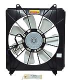 2012 Acura TSX A/C Condenser Fan Assemblies - Universal Air Conditioner FA 50119C A/C Condenser Fan Assembly